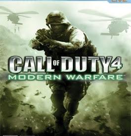 تحميل لعبة كول أوف ديوتي 4: مودرن وورفير call of duty 4 modern warfare