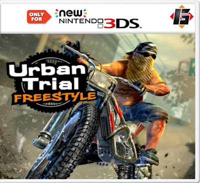 Urban Trial Freestyle Decrypted 3DS EUR