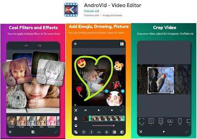 aplikasi penggabung video di android