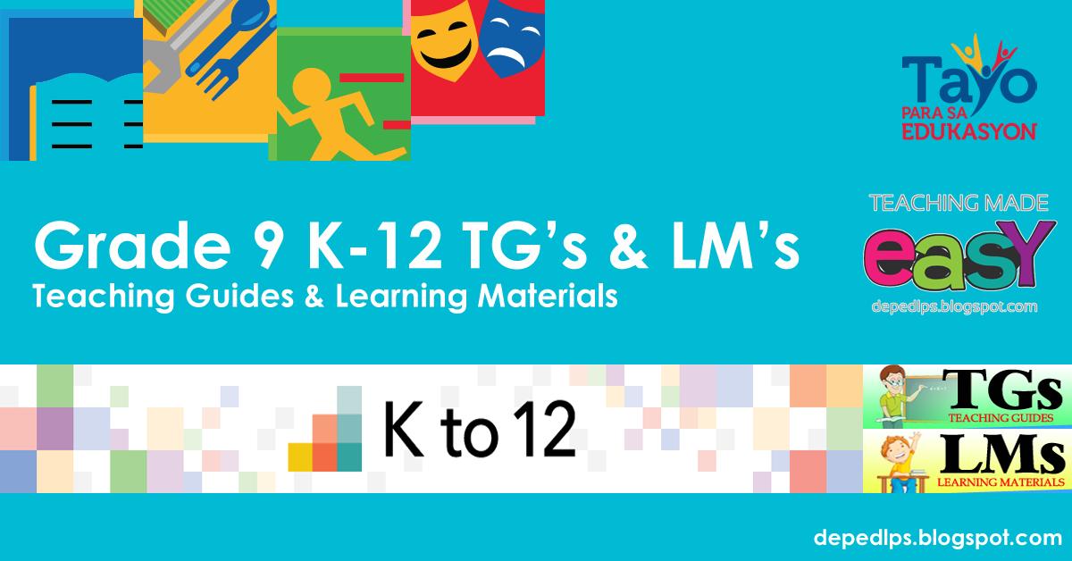 grade 9 math module 2nd quarter grade 9 k 12 teaching