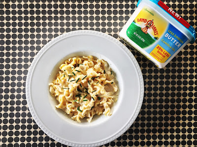 Land O Lakes Low Sodium Butter and Alfredo Pasta