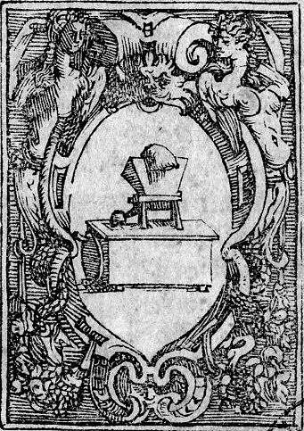 Frullone - Domenico Manzani - 1584