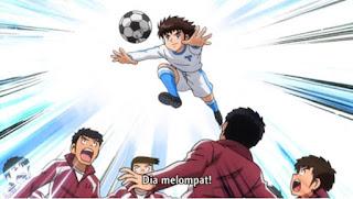Captain Tsubasa 2018 Episode 2 Subtitle Indonesia