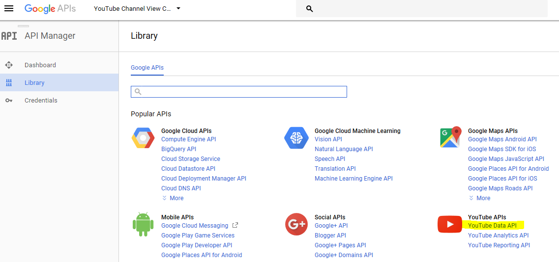 Blazing Tech and Media: Consuming Google APIs In UWP XAML / C# Apps