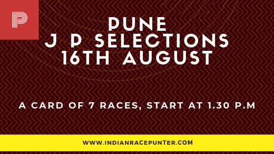 Pune Jackpot Selections 16 August