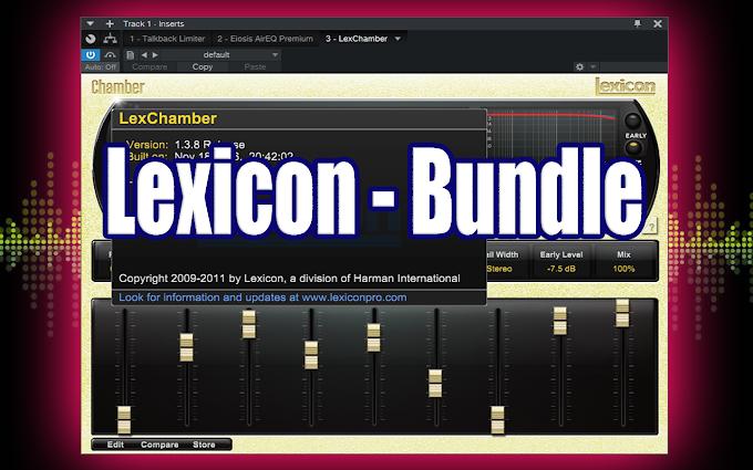 Lexicon Bundle  AAX,VST, x64 (NO INSTALL, SymLink Installer)