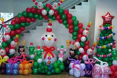 dekorasi natal gereja 2