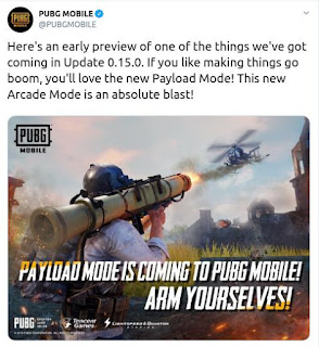pubg mobile session 9 update 0.15.0 coming , pubg mobile session 9 releaseing date