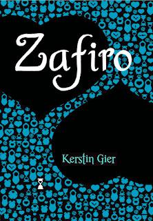 Zafiro 2, Kerstin Gier