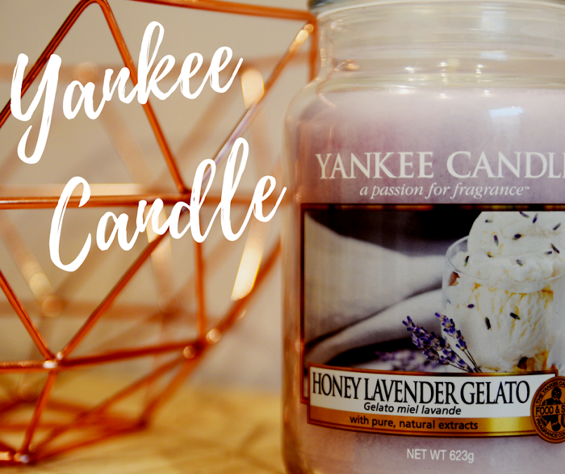 Yankee Candle - Honey Lavender Gelato