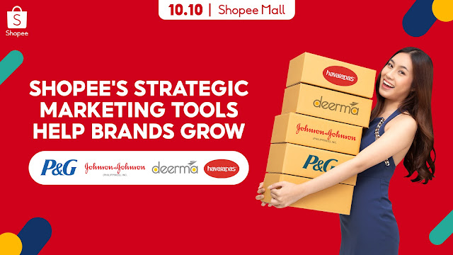 Shopee Supports Brands Participating in 10.10 by Cultivating Customer Loyalty and Comprehensive Marketing Solutions