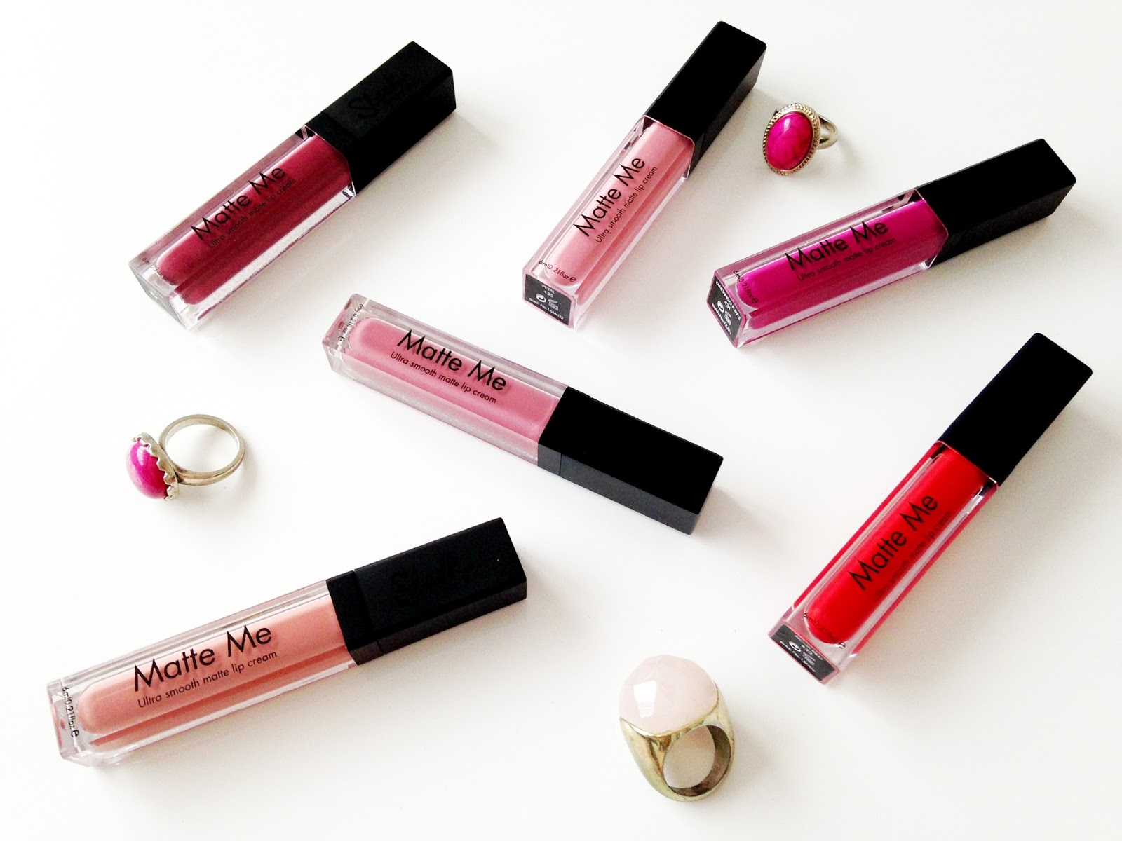 Sleek Matte Me Lip Creams