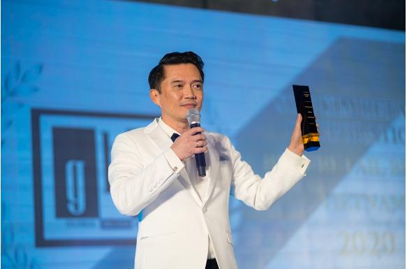 Sơn Kim Retail được tạp chí Global Brands vinh danh
