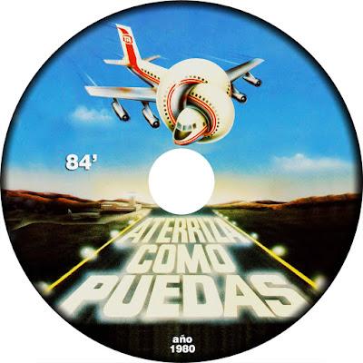Aterriza como puedas - [1980]
