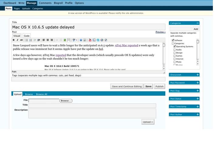 Download WordPress Software For Windows Free