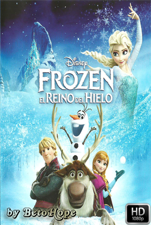 Frozen: El Reino Del Hielo [2013] [Latino-Ingles] HD 1080P [Google Drive] GloboTV