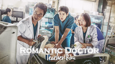 Review Drama Korea Romantic Doctor Teacher Kim By Miss Banu
