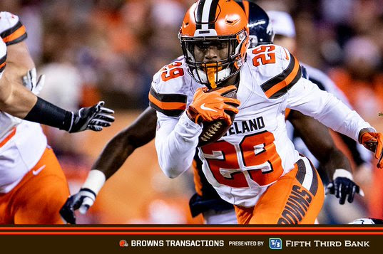 The Browns Trade Duke Johnson To The Texans