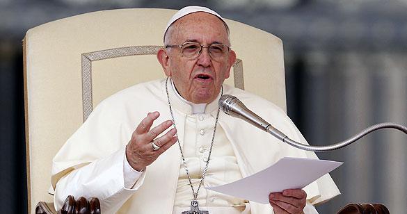 Turkey से नाराज हुए पोप फ्रांसिस, राष्ट्रपति के फैसले की निंदा की!