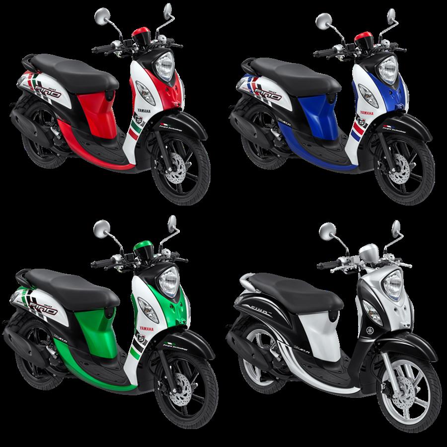 Gambar Modifikasi Motor Matic Yamaha Fino Terbaru Pecinta Modifikasi