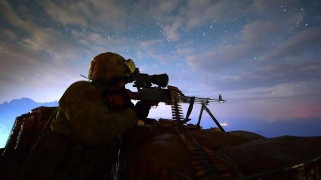 Τουρκική εισβολή στο Βόρειο Ιράκ εναντίον Κούρδων ανταρτών