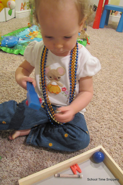 Letter M Toddler Activities