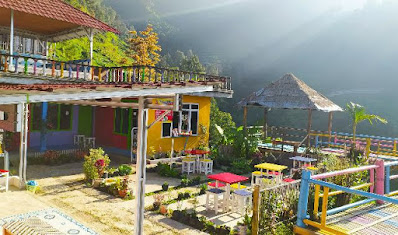 Watung di Nepal Van java