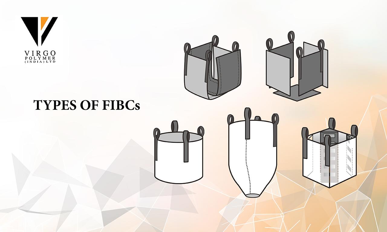 TYPES OF FIBCs
