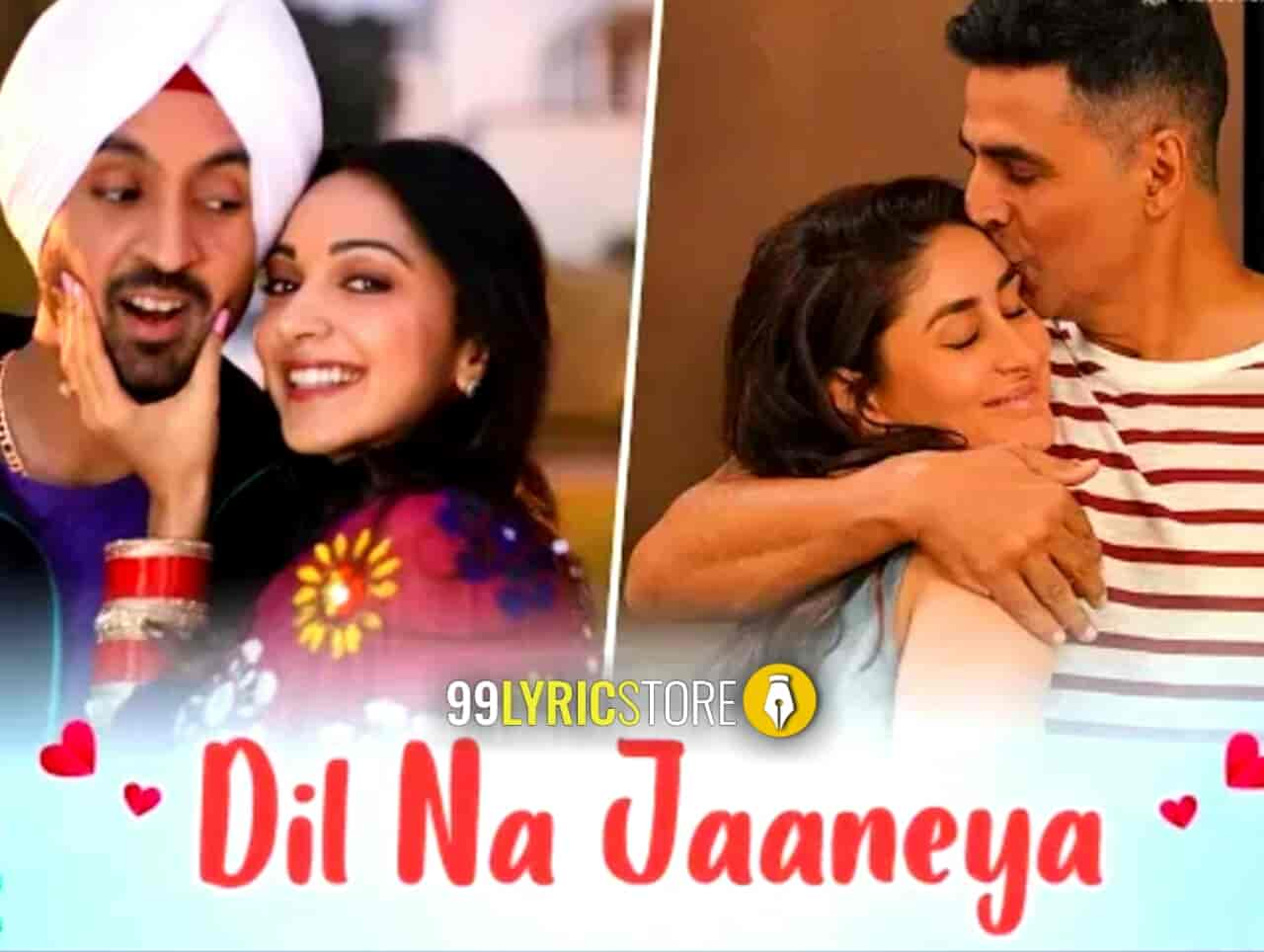 Dil Na Jaaneya Song Images of movie Good Newwz