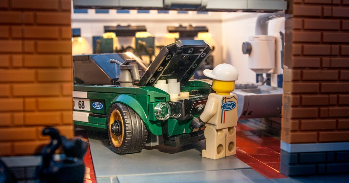2018 LEGO® Speed Champions: Under the bonnet | New Elementary, a ...