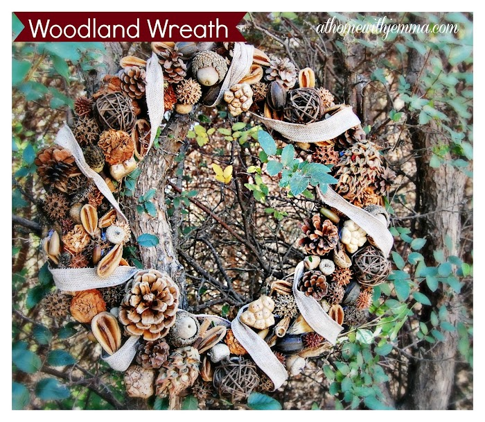 Woodland Wreath~ DIY