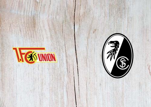 Union Berlin vs Freiburg -Highlights 24 October 2020