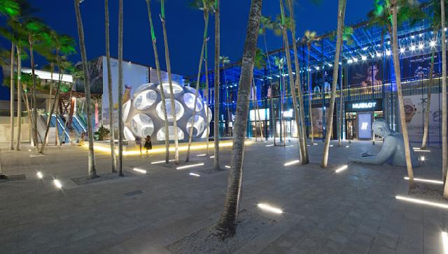 Bairro Design District em Miami