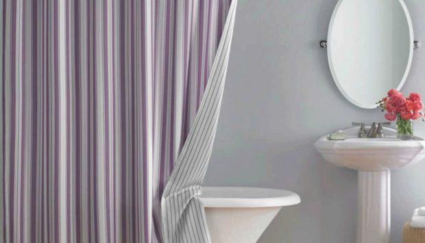 Έτσι θα εξαφανίσετε την μούχλα από τις κουρτίνες του μπάνιου