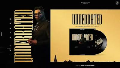 Checkout Navv Inder Latest Track Underrated Lyrics on Lyricsaavn