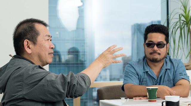 Yu Suzuki & Katsuhiro Harada