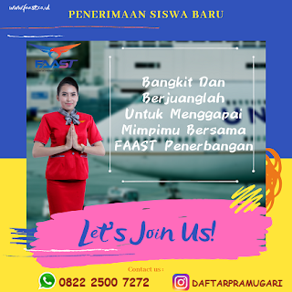 FAAST Jakarta Akademi Pramugari Jakarta