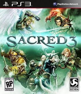 Sacred 3 PS3 Torrent