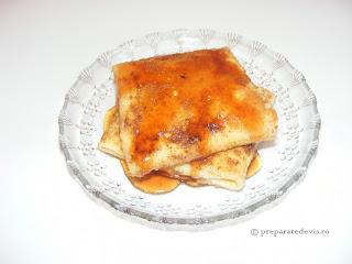 Clatite brasovene cu branza si stafide retete culinare,
