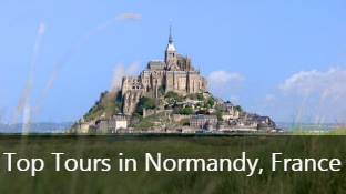 Top tours in Normandy, France