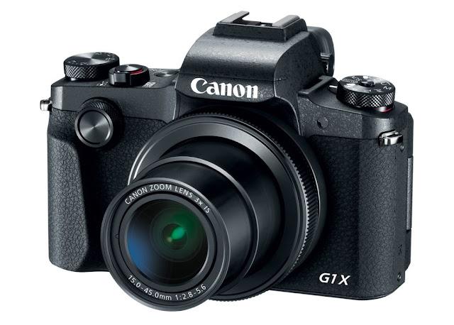 Canon G1 X Mark III Camera | 2018