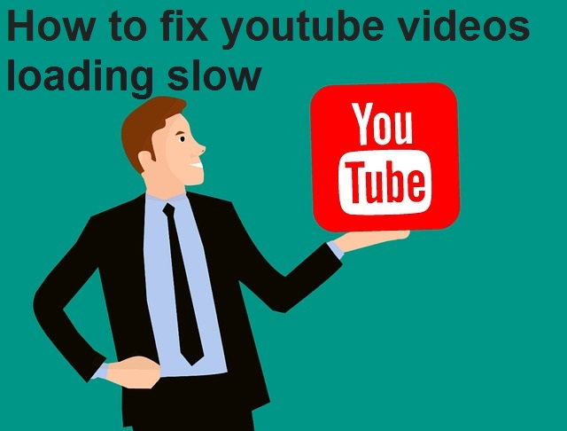 youtube loading slow