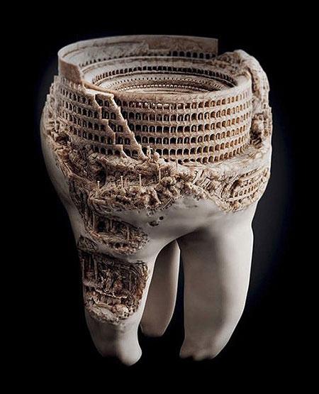 Hasil gambar untuk kerajinan tulang