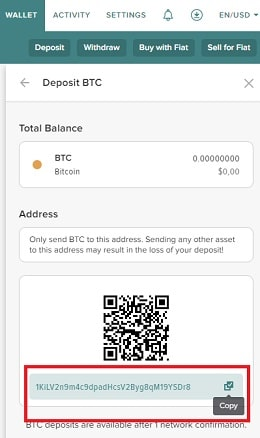 Cómo Enviar Bitcoin a POLONIEX para comprar SWINGBY