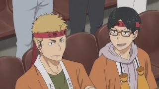 ハイキュー!! アニメ 3期5話   滝ノ上祐輔 嶋田誠   Karasuno vs Shiratorizawa   HAIKYU!! Season3
