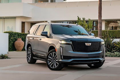 2021 Cadillac Escalade Review, Specs, Price