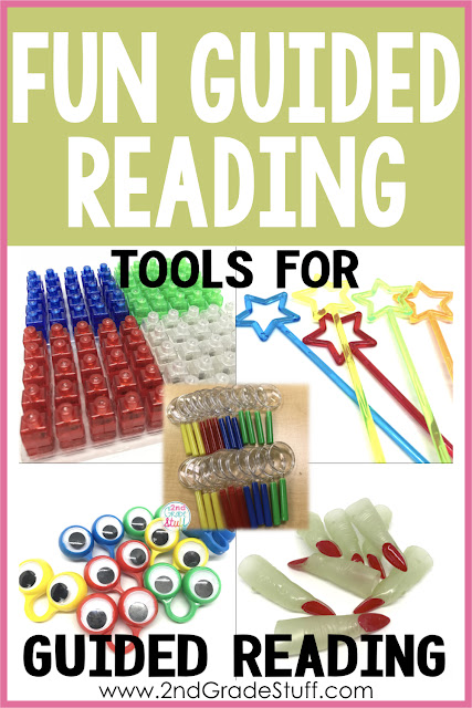 Tools for Guided Reading Fun