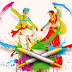 Happy Holi Whatsapp Images HD | Holi Profile Pic ( DP )