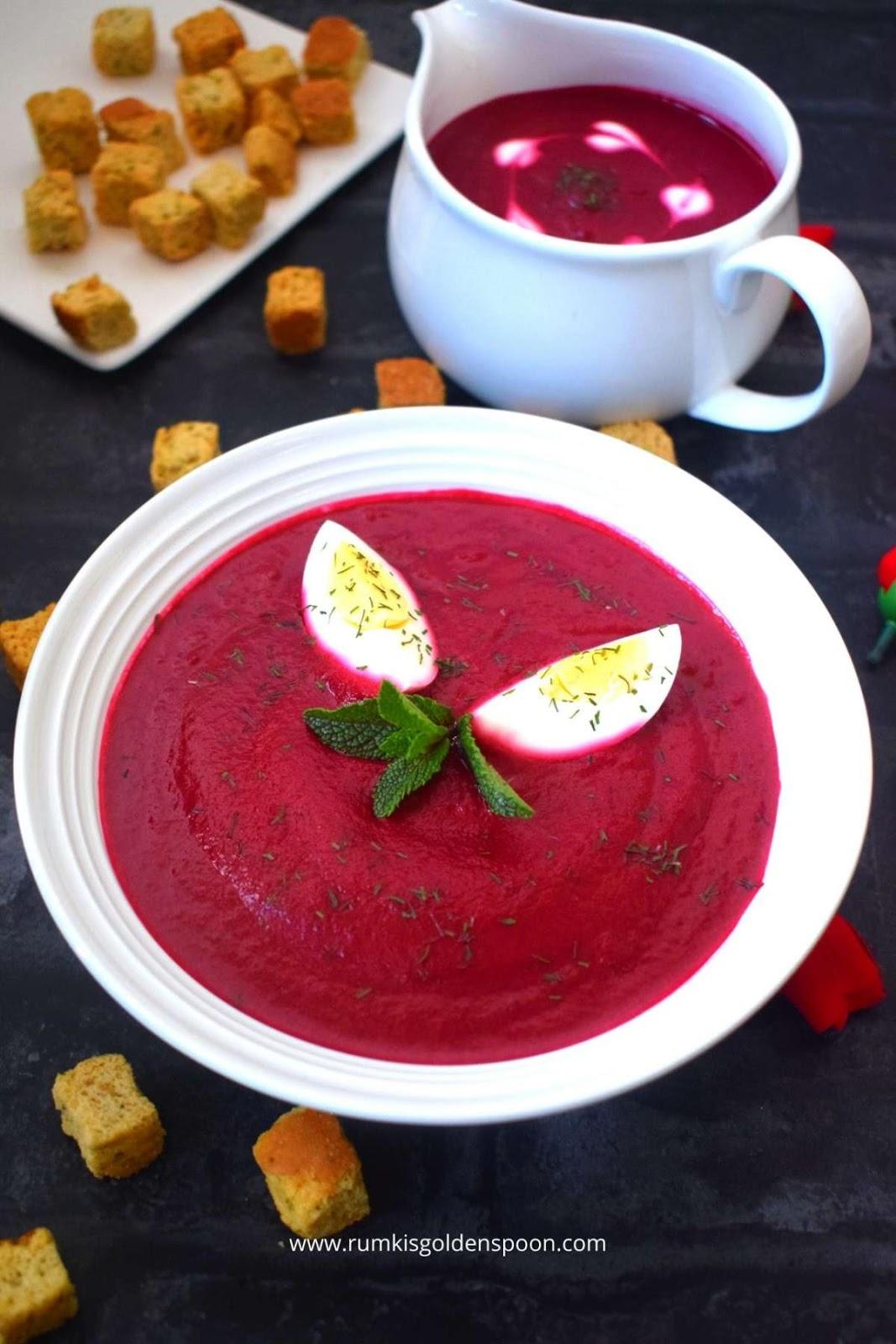 valentine recipe, recipe for valentine's day, valentine's day recipe, valentine recipes, valentine recipe dinner, beetroot soup, beetroot recipe, beetroot recipes, beetroot recipes easy, beetroot soup recipe, beetroot soup polish, polish beetroot soup, soup recipe vegetable, soup recipe vegetarian, soup recipe best, soup recipe easy, soup recipes veg, soup recipe healthy, recipe for beetroot, recipe of beetroot, borscht recipe, recipe of borscht, recipe for borscht soup, borscht recipe vegetarian, beet soup, Rumki's Golden Spoon
