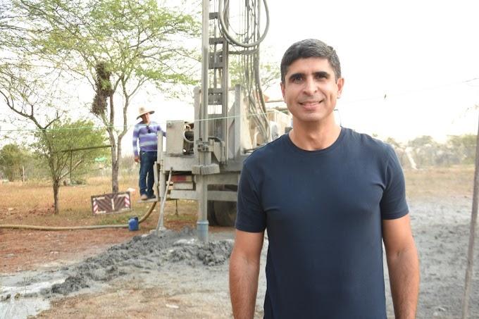 Emenda de Erick Lessa garante mais água para o Agreste